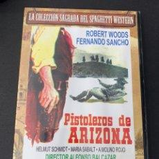 Cine: (14249) PISTOLEROS DE ARIZONA ( DVD SEGUNDA MANO ). Lote 194661053