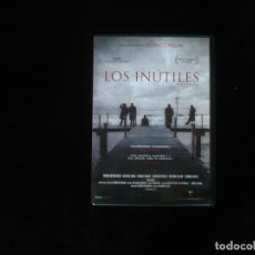 Cine: LOS INUTILES - DVD CASI COMO NUEVO . Lote 194663507