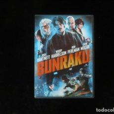 Cine: BUNRAKU - DVD CASI COMO NUEVO . Lote 194663680