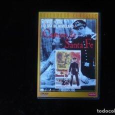 Cine: CAMINO DE SANTA FE - DVD COMO NUEVO . Lote 194663795