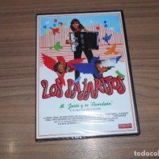 Cine: LOS PAJARITOS DVD MARIA JESUS Y SU ACORDEON NUEVA PRECINTADA. Lote 269043403