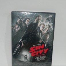 Cine: (B6 ) SIN CITY - DVD NUEVO PRECINTADO. Lote 194686283
