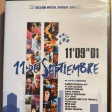 Cine: 11 DE SEPTIEMBRE (DVD). Lote 194694297