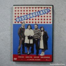 Cine: DESCONGÉLATE. PROTAGONIZADA POR PEPON NIETO, CANDELA PEÑA, LOLES LEON, RUBEN OCHANDIANO - DVD . Lote 194723853