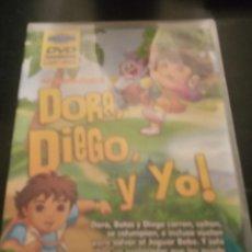 Cine: DVD DORA DIEGO Y YO. Lote 194731936