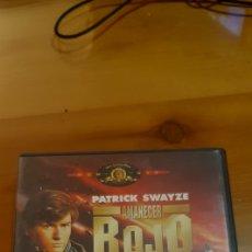 Cine: PELÍCULA DVD AMANECER ROJO,1984. Lote 194732201