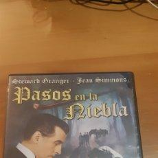Cine: PELICULA CLASICA DVD PASOS EN LA NIEBLA. Lote 194732637