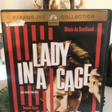Cine: LADY IN A CAGE. Lote 194732891