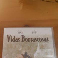 Cine: PELICULA CLASICA DVD VIDAS BORRASCOSAS. Lote 194732911