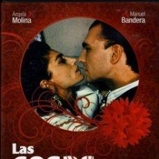 Cine: LAS COSAS DEL QUERER-2 DVD; SEGUNDA PARTE DE UNA HISTORIA CADA VEZ MAS APASIONANTE Y APASIONADA.. Lote 194736256