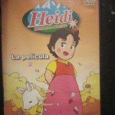 Cine: DVD HEIDI LA PELICULA. Lote 194736308