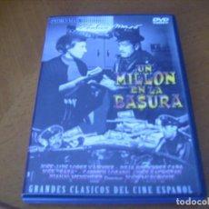Cine: RAREZAS DEL CINE ESPAÑOL /UN MILLON EN LA BASURA / J. LUIS LOPEZ VAZQUEZ. Lote 194736623