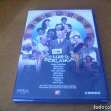 Cine: RAREZAS DEL CINE ESPAÑOL / MOROS Y CRISTIANOS / FERNANDO F. GOMEZ. Lote 194736751