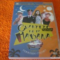 Cine: RAREZAS DEL CINE ESPAÑOL / CUARTETO DE LA HABANA / FERNANDO COLOMO / . Lote 194739133