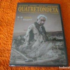 Cine: RAREZAS DEL CINE ESPAÑOL / QUATRETONDETA /JOSE SACRISTAN . Lote 194740122