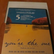 Cine: YOU'RE THE ONE. Lote 194745531