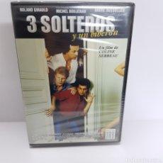 Cinéma: (PR61) 3 SOLTEROS Y UN BIBERÓN - DVD NUEVO PRECINTADO. Lote 194759143