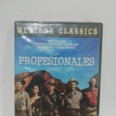 Cine: (B18) LOS PROFESIONALES - DVD NUEVO PRECINTADO. Lote 194768910