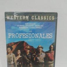 Cine: (B18) LOS PROFESIONALES - DVD NUEVO PRECINTADO. Lote 194768982