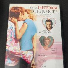 Cine: (S168) UNA HISTORIA DIFERENTE ( DVD SEGUNDA MANO ). Lote 194769167