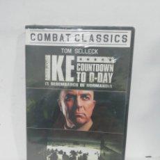Cine: (B18) IKE COUNTDOWN TO DAY - DVD NUEVO PRECINTADO. Lote 194769176