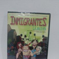 Cine: (B30) INMIGRANTES - DVD NUEVO PRECINTADO. Lote 194778887