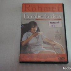 Cine: (2-B2) - 1 X DVD / LA COLECCIONISTA / ERIC ROHMER. Lote 194778936