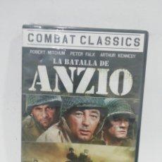 Cine: (B30)LA BATALLA DE ANZIO - DVD NUEVO PRECINTADO. Lote 194778981