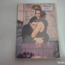 Cine: (2-B2) - 1 X DVD / DRUGSTORE COWBOY / MATT DILLON, KELLY LYNCH GUS VAN SANT. Lote 194779108