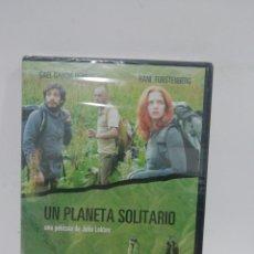 Cine: (B30) UN PLANETA SOLITARIO - DVD NUEVO PRECINTADO. Lote 194779152