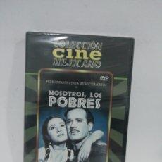 Cine: (B30)NOSOTROS LOS POBRES - DVD NUEVO PRECINTADO. Lote 194779281