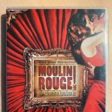 Cine: MOULIN ROUGE (2DVD). Lote 194786068