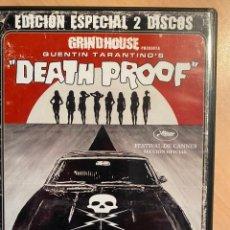 Cine: DEATH PROOF. ED. ESPECIAL (2DVD). Lote 194786237