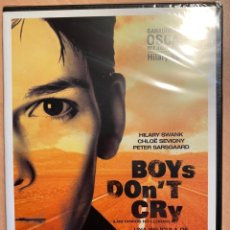 Cine: BOYS DON'T CRY (DVD). Lote 194786630