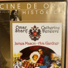 Cine: MAYERLING (DVD). Lote 194786777