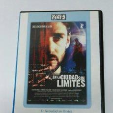 Cine: EN LA CIUDAD SIN LÍMITES DVD. Lote 194860012