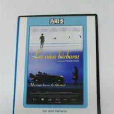 Cine: LOS AÑOS BÁRBAROS DVD. Lote 194860305