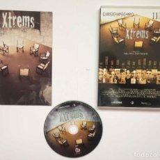 Cine: DVD: XTREMS (OK RECORDS, 2010) CON FOLLETO ¡ORIGINAL! ¡COLECCIONISTA!. Lote 194860971