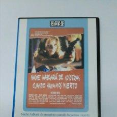 Cine: NADIE HABLARÁ DE NOSOTRAS CUANDO HAYAMOS MUERTO DVD. Lote 194861498
