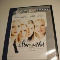 Cine: DVD LA FLOR DEL MAL. ALISON LOHMAN. MICHELLE PFEIFFER. 112 + 45 MIN CAJA FINA (BUEN ESTADO). Lote 194875736