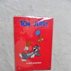 Cine: DVD - TOM Y JERRY EL GATO ENCANTADOR ( SOBRE DE CARTON PRECINTADO ). Lote 194883412