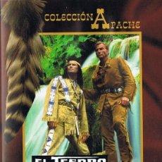 Cine: EL TESORO DEL LAGO DE LA PLATA LEX BARKER. Lote 194883635