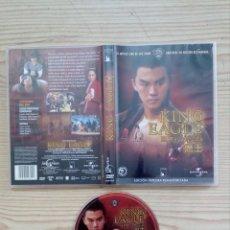 Cine: KING EAGLE - EL REY AGUILA DVD. Lote 194883763