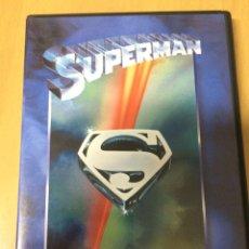 Cine: SUPERMAN. EDICIÓN ESPECIAL. CHRISTOPHER REEVE. GENE HACKMAN. MARLON BRANDO. Lote 194887326