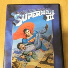 Cine: SUPERMAN III. CHRISTOPHER REEVE. RICHARD PRIOR. Lote 194887400