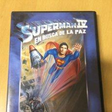 Cine: SUPERMAN IV. CHRISTOPHER REEVE. GENE HACKMAN.. Lote 194887487