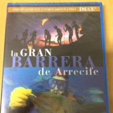 Cine: LA GRAN BARRERA DE ARRECIFE. DOCUMENTAL. Lote 194888411