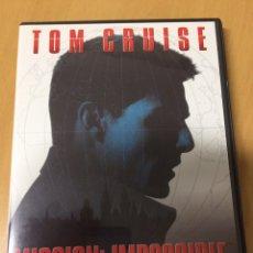 Cine: MISIÓN IMPOSIBLE. TOM CRUISE. Lote 194889987