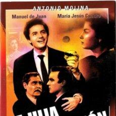 Cine: DVD LA HIJA DE JUAN SIMÓN - ANTONIO MOLINA , MARIA JOSÉ CUADRA , ETC... . NUEVA. Lote 194891966