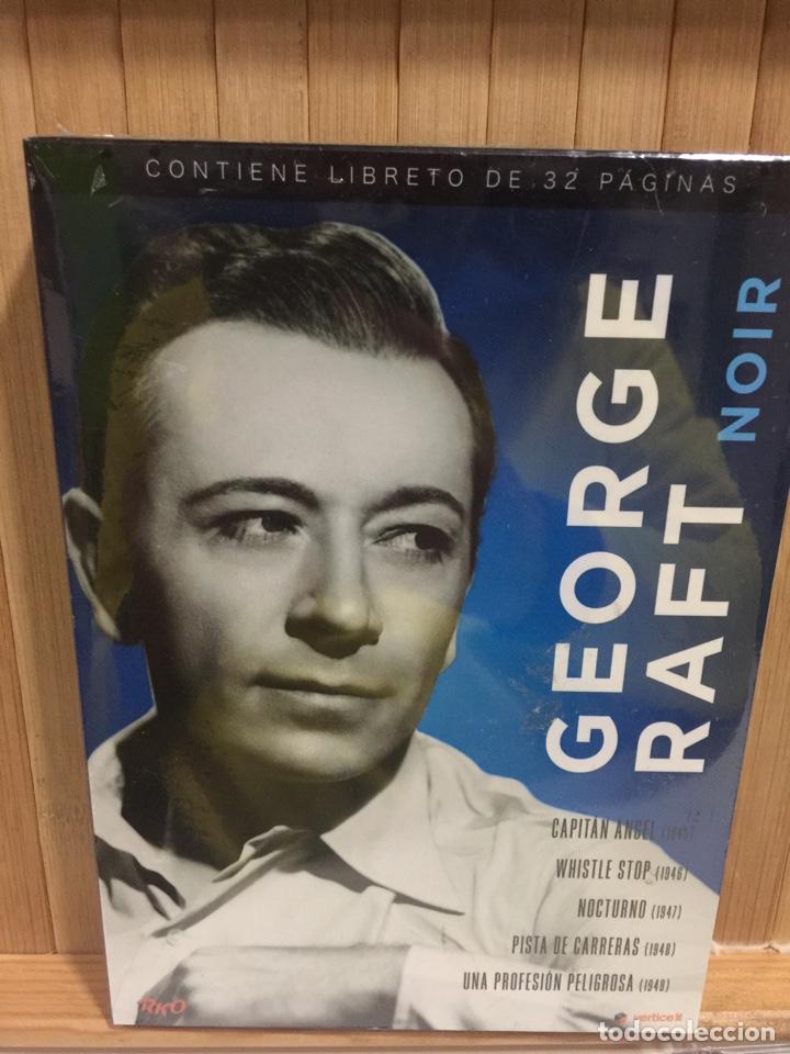 GEORGE RAFT NOIR ( CONTIENE LIBRETO DE 32 PAGINAS ) DVD - PRECINTADO - (Cine - Películas - DVD)